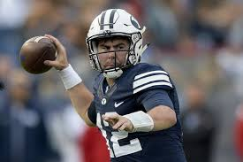Byu Football 2017 Depth Chart Byu Football 2017 Quarterbacks Preview Cougars Look To