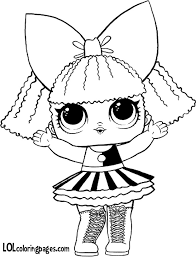 Lol Doll Coloring Pages Wurzen