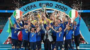 ITALIA EURO 2020 - ONE LOVE (Emotional edit) - EUCUP.COM