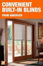 blinds from andersen patio doors