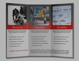 best business brochures great of how to make a business brochure for free templates download