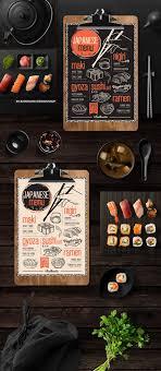 Food Menu Design Asian Restaurant Menu Design Barcelona Design Shop