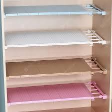 adjustable closet organizer storage