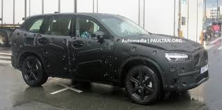 2018 volvo xc60 spy shots. spy-shots of cars 2018 volvo xc60 spy shots