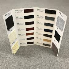 Faux Color Chart Bond Faux Leather Binding Rug Backing Chart Bond Products Inc