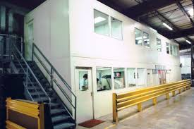 prefabricated office space. Two Story Prefabricated Office Space