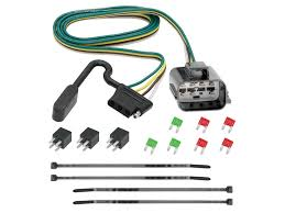 tekonsha 118270 custom fit wiring harness 4 flat connector custom fit wiring harness 4 flat connector