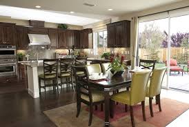 Kitchen Dining Room Combo Dining Room Kitchen Island Next To Dining Table Pictures