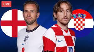 ENGLAND vs CROATIA - LIVE STREAMING ...