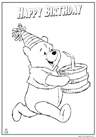 Happy Birthday Balloons Coloring Pages Conferperu Info