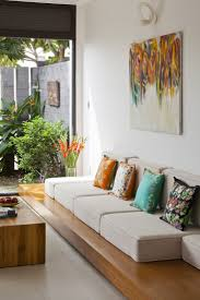 modern family room furniture. modern family home adapted to a tropical environment in vietnam room furniture