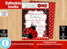invitation wording for ladybug party new ladybug birthday invitation lady bug invitation ladybug party
