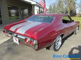 SOLD SOLD – 1972 Chevrolet Chevelle SS 454 Â« Ross Customs