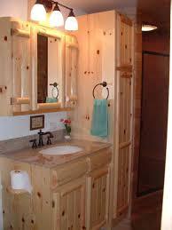 rustic pine bathroom vanities. Pine Bathroom Vanity Cabinets Fresh In Simple Knotty Cabinet Rustic Vanities Newly Finished Antique Accessories Of 1000×1000 :