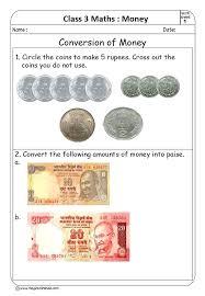 Color The Coins Money Worksheets Coin Math Kindergarten – pravdovi