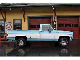 1977 Chevrolet Silverado Trailering Special for Sale | ClassicCars ...