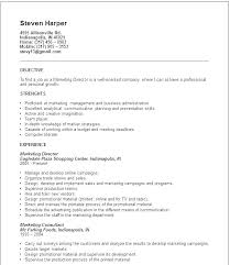 Sales And Marketing Resume Samples Inspiration Sample Marketing Resume Best Marketing Samples Sample Resume For