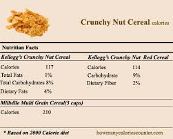 calories in quaker oat bran cereal cereals ready to what is a food that advertised as healthy but actually really