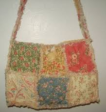 How to make a rag quilt purse..I don't like these colors but would ... & How to make a rag quilt purse..I don't like these colors Adamdwight.com