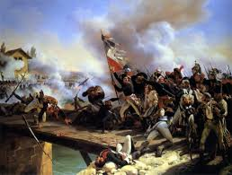 wednesday history war and revolution hr writ napoleon at bridge of arcola