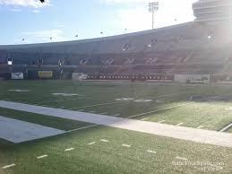 Liberty Bowl Section 118 Rateyourseats Com