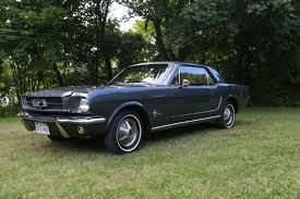 Ford Mustang Questions - I have a 64 1/2 restored Mustang 170 cu ...