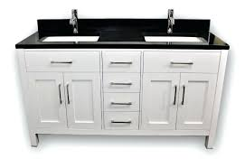 60 vanity 60 inch vanity top single sink left side