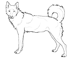 Small Picture Husky Coloring Pages coloringsuitecom