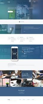 Bootstrap製最新ウェブテク採用の無料html5css3テンプレート素材