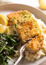 Emergency EASY Fish recipe - Parmesan ...