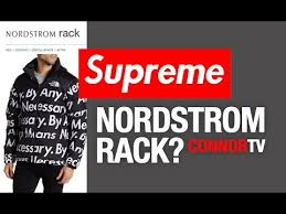 Nordstrom Rack Winter Coats I Bought SUPREME NORTH FACE At NORDSTROM RACK WHAT YouTube 96