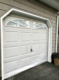 the garage doorHomeroad Replacing the Garage Door