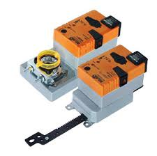 belimo damper actuators non spring return actuators