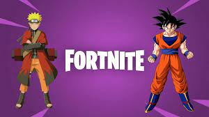 Fortnite leaker claims Naruto & Dragon Ball crossovers could be coming soon  - Charlie INTEL