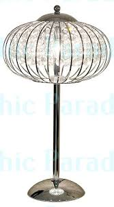 cabelia enclosed chandelier table lamp tap to expand