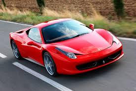 18 Ferrari 458 Italia (tie) - Top 50 Whips
