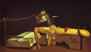the enigma of william tell by salvador dali