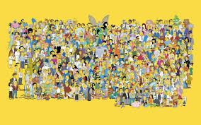 Simpsons Wallpaper For Bedroom The Simpsons Hd Wallpapers
