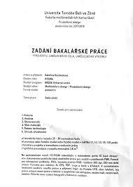 šablona Diplomová Práce Fmk