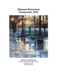 Pdf Proceedings Of The 2018 Mohawk Watershed Symposium