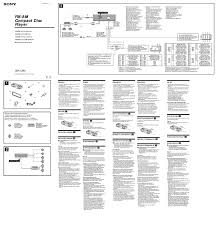 sony cdx l280 user manual sony cdx l350 wiring diagram user manual sony cdx l280 page