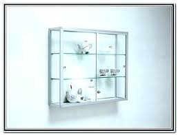 glass wall cabinet fashionable design ideas plain cabinets white corner display full size