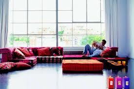 roche bobois floor cushion seating. Roche Bobois Mah Jong Sofa Floor Cushion Seating