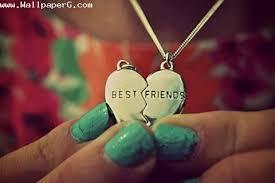 best friends heart