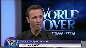 world over the book thief author markus zusak  world over 2016 04 07 the book thief author markus zusak raymond arroyo