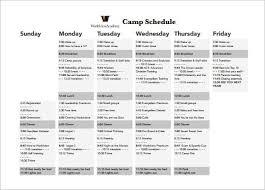 15 c schedule templates pdf doc