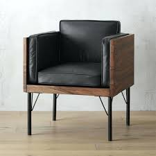 wood leather chairs wood and leather chair borough leather chair furniture leather wood sofa furniture brown awesome black leather chair