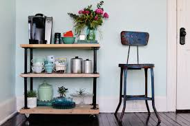 Kitchen Coffee Bar Coffee Cart How To Style A Coffee Bar