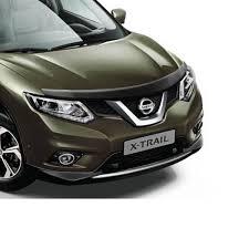<b>Дефлектор капота Nissan</b> (оригинальный) для <b>Nissan</b> X-Trail ...