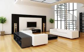 White Leather Chairs For Living Room Interior Picturesque Interior Design Ideas With Fabulous White